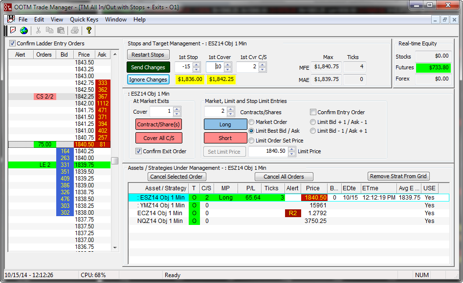 OctalTrading com A leader in Trading Systems and Software